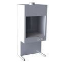 Шкаф вытяжной для муфельных печей 900 ШВМп фото, купить в Липецке | Uliss Trade