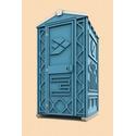 Туалетная кабина Экогрупп Люкс ECOSTYLE фото, купить в Липецке | Uliss Trade
