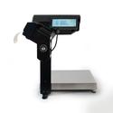 MK-R2P10 торговые печатающие весы-регистраторы с отделительной пластиной фото, купить в Липецке | Uliss Trade