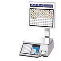 Торговые весы с печатью этикеток Cas CL5000J-IH фото, купить в Липецке | Uliss Trade