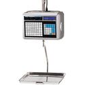 Торговые весы с печатью этикеток Cas CL5000J-IP фото, купить в Липецке | Uliss Trade