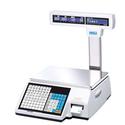 Торговые весы с печатью этикеток Cas CL5000J-IS фото, купить в Липецке | Uliss Trade