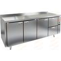 Стол холодильный без агрегата HICOLD GN 1112/TN P фото, купить в Липецке | Uliss Trade