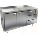 Стол холодильный без агрегата HICOLD GN 113/TN P фото, купить в Липецке | Uliss Trade