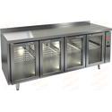 Стол холодильный без агрегата HICOLD GNG 1111 HT P фото, купить в Липецке | Uliss Trade