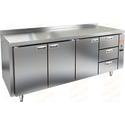Стол холодильный без агрегата HICOLD SN 1113/TN P фото, купить в Липецке | Uliss Trade