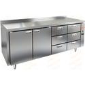 Стол холодильный без агрегата HICOLD SN 1133/TN P фото, купить в Липецке | Uliss Trade