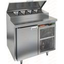 Стол охлаждаемый для пиццы HICOLD PZ1-1/GN фото, купить в Липецке | Uliss Trade