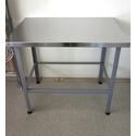 Стол производственный без борта Э-СР-2/600/600-С фото, купить в Липецке   Uliss Trade