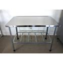 Стол производственный без борта СР-2/1500/700-Ц фото, купить в Липецке   Uliss Trade
