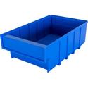 Пластиковый ящик для склада 300x185x100 фото, купить в Липецке | Uliss Trade