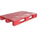 Пластиковый поддон 1200x800x150 мм (синий. зеленый, красный, желтый) фото, купить в Липецке | Uliss Trade