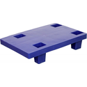 Вкладываемый пластиковый поддон 600х400х135 мм (сплошной на ножках) фото, купить в Липецке | Uliss Trade