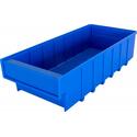 Пластиковый ящик для склада 400x185x100 фото, купить в Липецке | Uliss Trade