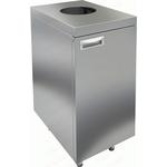 Стол закрытый с отверстием для сбора отходов HICOLD НБМДСО-4/5 фото, купить в Липецке | Uliss Trade