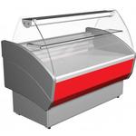 Витрина холодильная Полюс Эко ВХС-1,5 фото, купить в Липецке | Uliss Trade