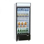 Холодильный шкаф витринного типа GASTRORAG LG-430 фото, купить в Липецке | Uliss Trade