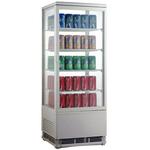 Холодильный шкаф витринного типа GASTRORAG RT-98W фото, купить в Липецке | Uliss Trade