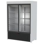 Холодильный шкаф Полюс ШХ-0,8К (двери стекло купе) фото, купить в Липецке | Uliss Trade