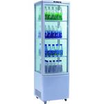 Холодильный шкаф витринного типа GASTRORAG RT-235W фото, купить в Липецке | Uliss Trade