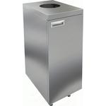 Стол закрытый с отверстием для сбора отходов HICOLD НБМДСОВ-4/6 фото, купить в Липецке | Uliss Trade