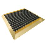 Алюминиевый порожек (Цвет-золото) фото, купить в Липецке | Uliss Trade