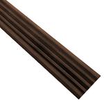 Самоклеящаяся противоскользящая накладка на ступени коричневая фото, купить в Липецке | Uliss Trade