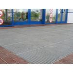 Входная грязезащитная решетка, ячейка 33х11, высота 20 мм фото, купить в Липецке | Uliss Trade