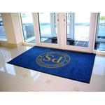 Ворсовые ковры с печатными логотипами фото, купить в Липецке | Uliss Trade