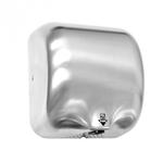 Высокоскоростная электросушилка для рук TURBO JET, полированная нержавеющая сталь фото, купить в Липецке | Uliss Trade
