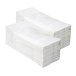 Бумажные полотенца отдельные белые V-ТОП 4000 (20 пачек х 200 листов) фото, купить в Липецке | Uliss Trade