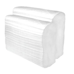 Бумажные полотенца отдельные белые Z-CLASSIC 4000 (20 пачек х  200 листов) фото, купить в Липецке | Uliss Trade