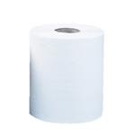 Бумажные полотенца в промышленных рулонах, 2-слойные,белые (400 м. х 2), 1100 листов х 2 (упаковка 2 рулона) фото, купить в Липецке | Uliss Trade
