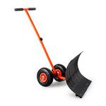 Движок-скреппер на больших колёсах. фото, купить в Липецке | Uliss Trade