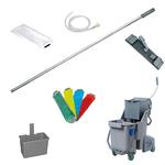 Комплект для уборки полов CleanFloor-1 фото, купить в Липецке | Uliss Trade