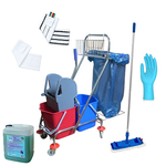 Комплект для уборки полов CleanFLoor Complex фото, купить в Липецке | Uliss Trade