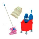 Комплект для уборки полов CleanFLoor Econom фото, купить в Липецке | Uliss Trade