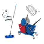 Комплект для уборки полов CleanFloor Expert фото, купить в Липецке | Uliss Trade