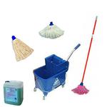 Комплект для уборки полов CleanFLoor Mini фото, купить в Липецке | Uliss Trade