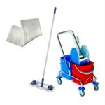 Комплект для уборки полов CleanFLoor Premium фото, купить в Липецке | Uliss Trade
