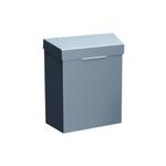 Корзина для мусора для дамских туалетов металлическая  MERIDA STELLA 4,5 л (матовая) фото, купить в Липецке | Uliss Trade