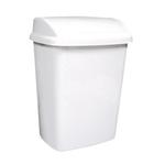 Корзина пластиковая с поворотной крышкой Rubbermaid 25л фото, купить в Липецке | Uliss Trade