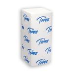 Листовые полотенца 2-сл белые 200 листов, V-сложения фото, купить в Липецке | Uliss Trade