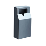 Металлический контейнер для электронного освежителя MERIDA STELLA (матовый) фото, купить в Липецке | Uliss Trade