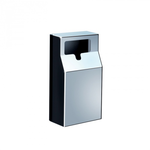 Металлический контейнер для электронного освежителя MERIDA STELLA (полированный) фото, купить в Липецке | Uliss Trade