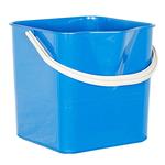 Ведро для мытья пола синие фото, купить в Липецке | Uliss Trade