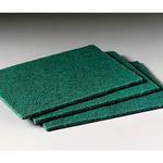 Зеленая абразивная губка фото, купить в Липецке | Uliss Trade