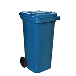 Бак (контейнер) на колесах для мусора 120 литров арт.5810089 фото, купить в Липецке | Uliss Trade
