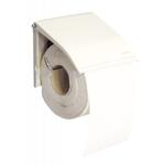 Держатель туалетной бумаги для бытовых рулонов эмалированный фото, купить в Липецке | Uliss Trade