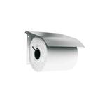 Держатель туалетной бумаги для бытовых рулонов (матовый) фото, купить в Липецке | Uliss Trade